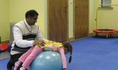 Terapi pada anak cerebral palsy