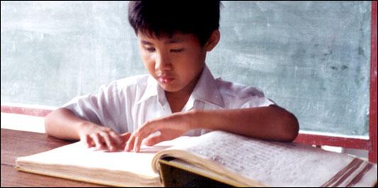 Teknik Pembelajaran Untuk Anak Tunanetra Bisa Mandiri