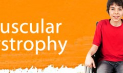 Disabilitas akibat distrofi otot