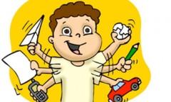 Terapi anak hiperaktif