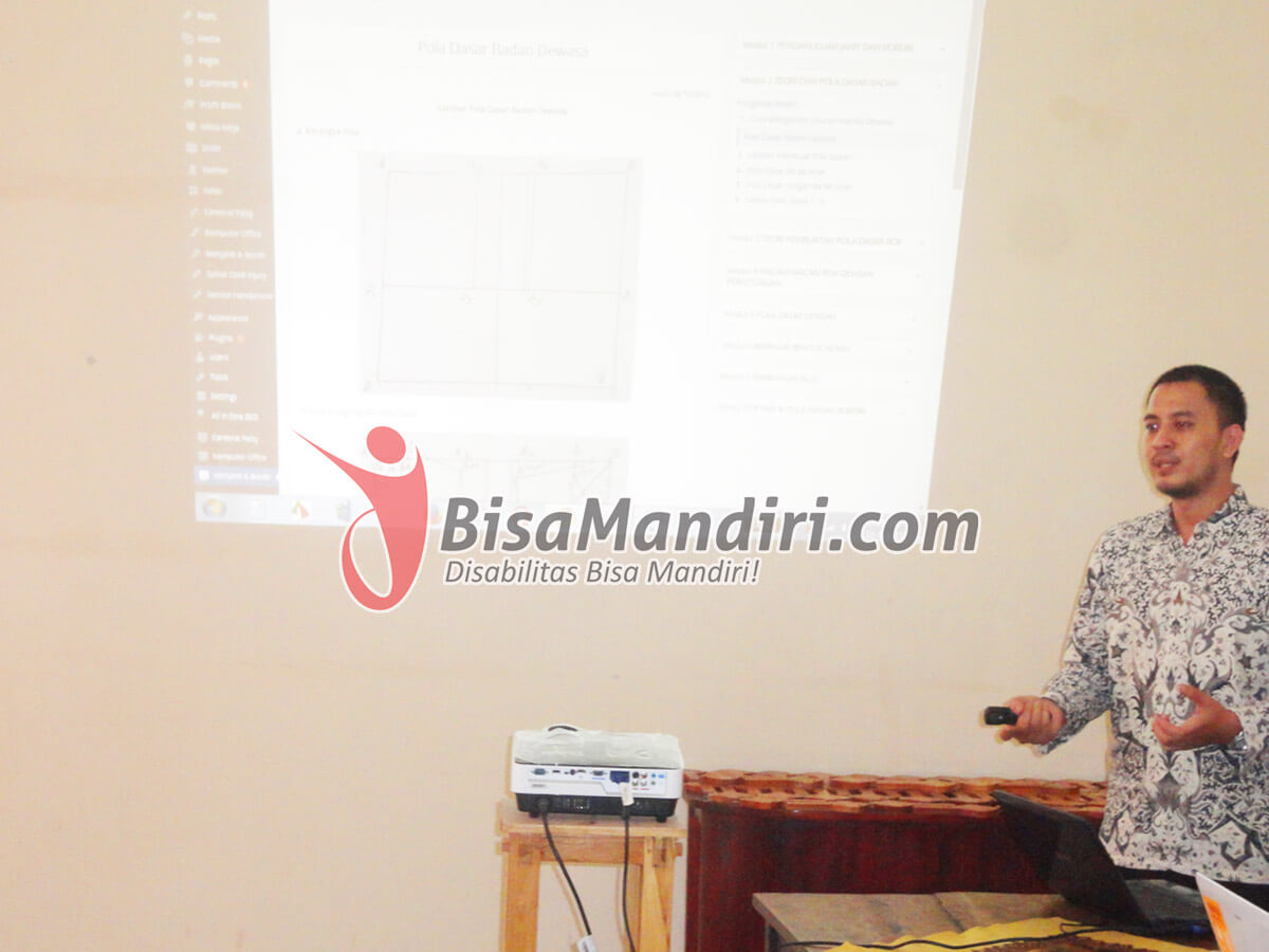 Bapak Rakmatniwa Trainer Bisamandiri.com