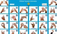 Alfabet isyarat bisindo