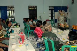 Training manajemen usaha diikuti 25 peserta