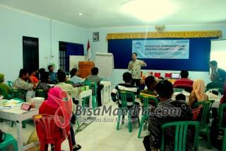 Training manajemen usaha kelompok DPO