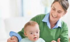 Kasih sayang untuk anak down syndrome