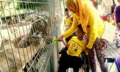 Aktivitas terapi anak cerebral palsy