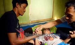 Terapi mandiri bagi anak cerebral palsy